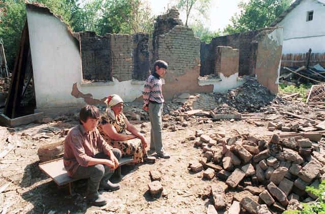 Аграрное перенаселение как одна из причин ошского конфликта