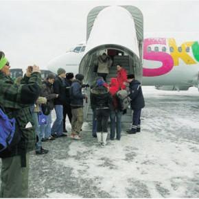 ПОЛЕТЫ ЗА «500» РУБЛЕЙ: Низкобюджетная авиация пытается завоевать российское небо