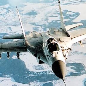 Российские истребители вылетают из строя