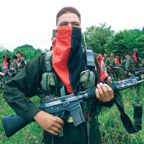 Колумбия: партизаны не сдаются