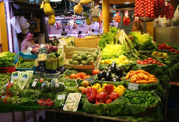 Мировой продовольственный дисбаланс