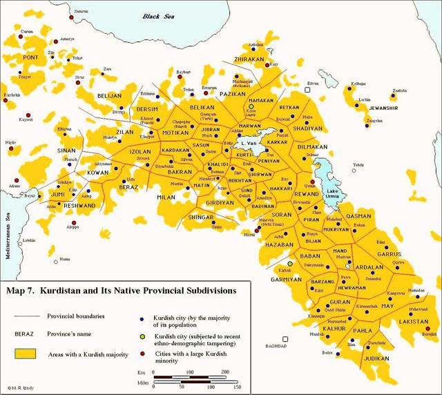 «Курдские спички» для Ирана
