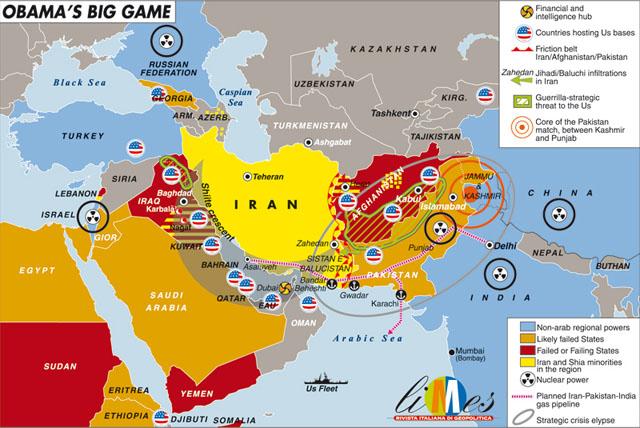 Исламская Республика Иран — империя и сеть
