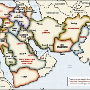 Геостратегия Исламского мира и интересы России