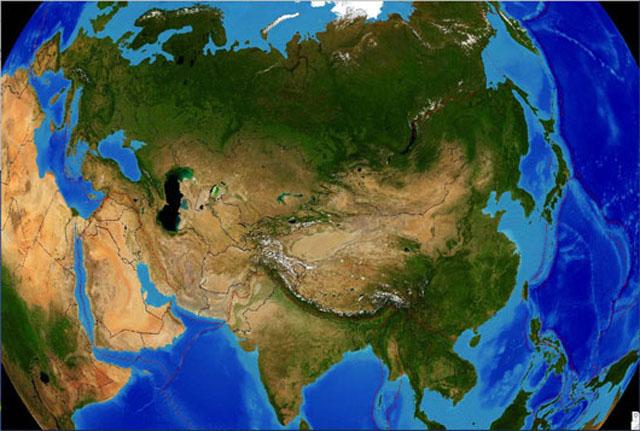 """Вокруг горного Памирского узла в центре Евразийского континента снова разворачивается """"Большая игра"""" между русскими и англосаксами"""