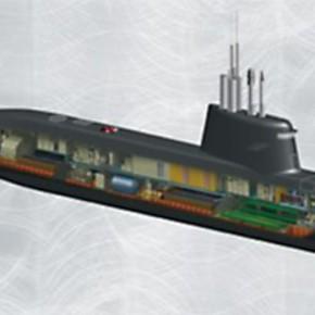 Новости 23.10.2012: Подлодка S1000 всплывает в районе Африки