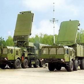 Генерал Макаров развернул свои комплексы перед журналистами