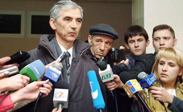 Физик Валентин Данилов условно-досрочно освобожден судом Красноярска.