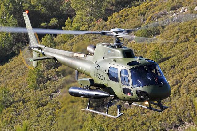Вертолет AS550 C3 Fennec