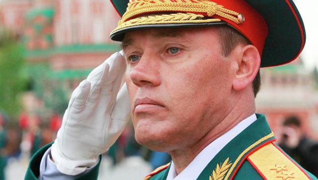 Генштаб РФ возглавил экс-командующий войсками ЦВО.
