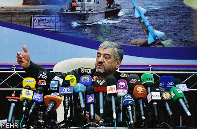 Иран рассекречивает новые БПЛА один за другим.