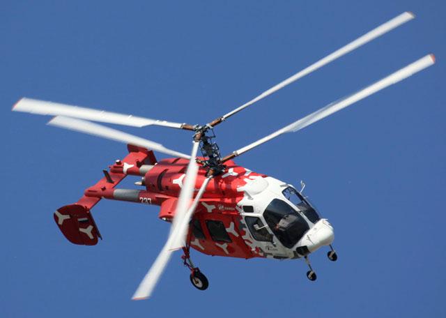 Вертолет Ка-266Т