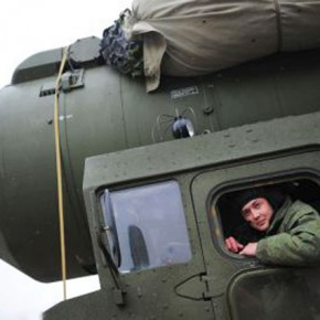 Новости 20.11.2012: В 2013 году три очередные ракетные дивизии будут перевооружаться на новые ракетные комплексы.