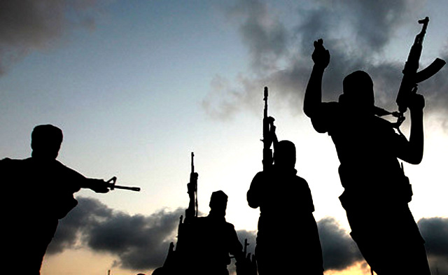 """Телеканал """"Аль-Арабия"""": взорвано здание служб безопасности Египта на границе с сектором Газа"""
