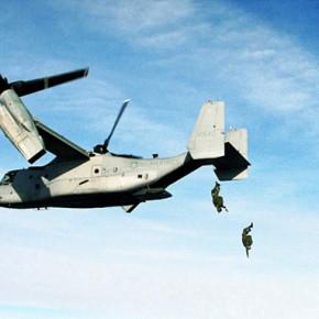 """Новости 23.11.2012: США не будут проводить учения на конвертопланах """"Оспри"""" на японской Окинаве из-за протестов местного населения."""