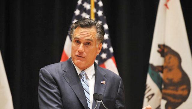 Ромни хочет отменить сокращения военных расходов.
