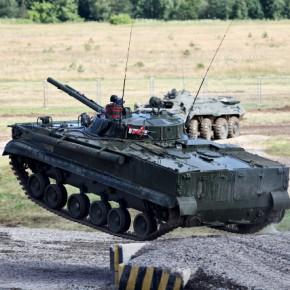 Боевые гусеницы: для России актуально