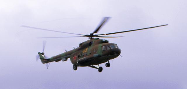 Российский вертолет был сбит в Южном Судане местной ПВО