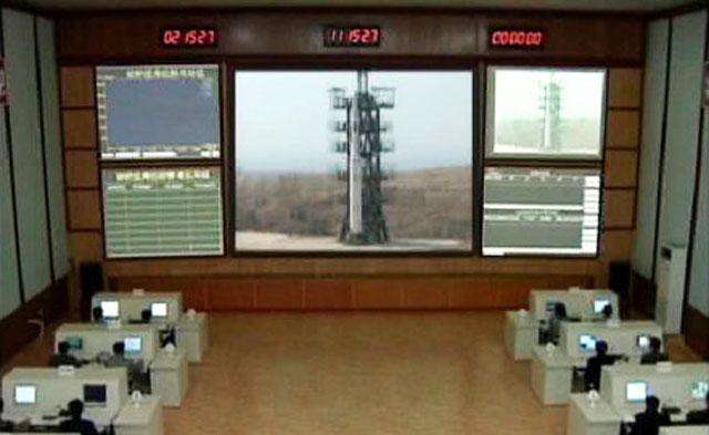 КНДР начала установку ракеты на космодроме Сохэ