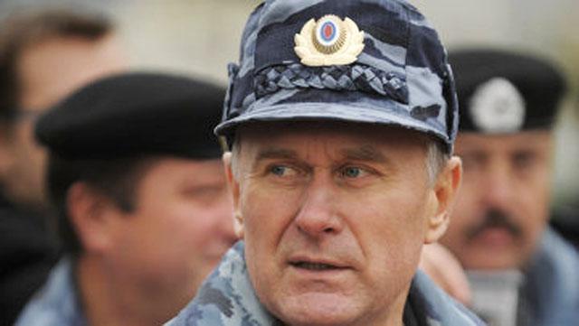 В.Путин назначил нового главу спецназа МВД