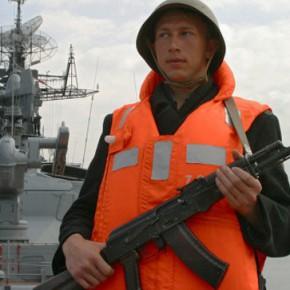 Новости 27.12.2012: Российские морпехи примут участие в учениях возле берегов Сирии.