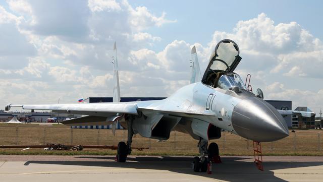 «Сухой» гособоронзаказ-2012 по истребителям Су-35С
