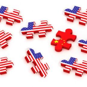 Американское «стелс»-окружение Китая