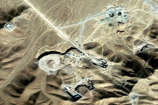 Израильская разведка сообщила о взрыве на ядерном заводе в Иране