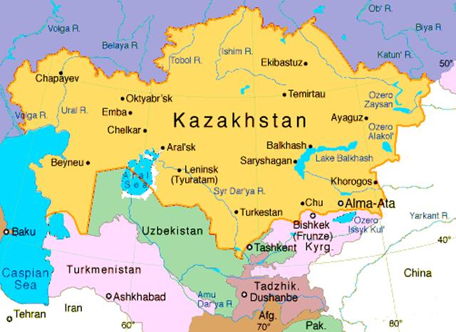 """Казахстанская внешняя политика и """"Новый Шелковый путь"""""""