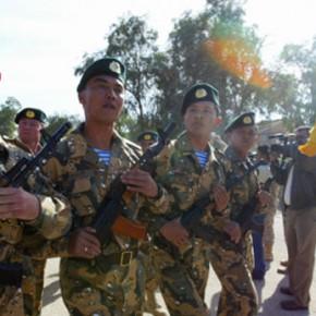 Недооцененная армия. Указом президента Н. Назарбаева No. 354 от 12.07.2012