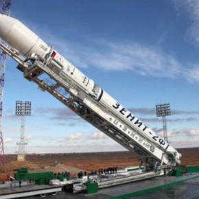 """Новости 01.02.2013: На ракете """"Зенит"""" могло произойти аварийное выключение двигателя после отклонения от расчетной траектории"""