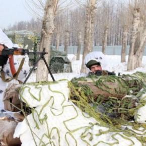 Новости 05.02.2013: Масштабные учения войск РФ начались на островах Курильской гряды