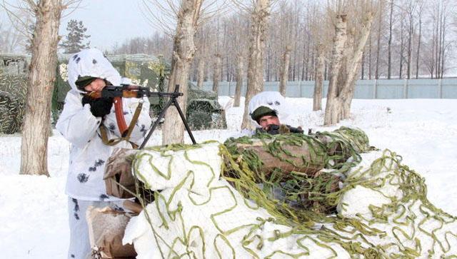 Масштабные учения войск РФ начались на островах Курильской гряды