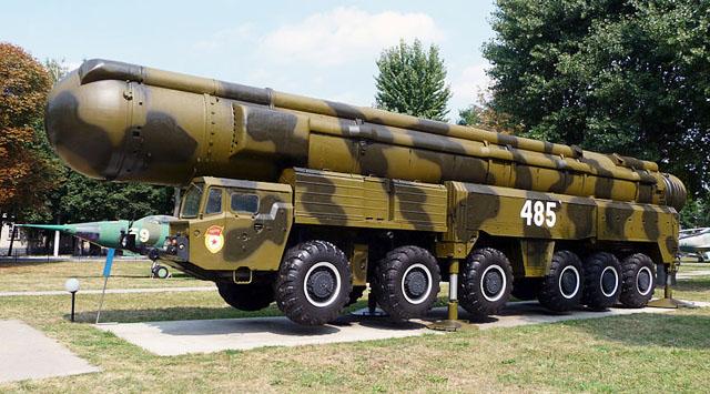 Москва готова изучить предложения США о сокращении ядерных арсеналов