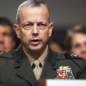 Новости 16.02.2013: Обама поддержал номинацию генерала Аллена на назначение главкомом НАТО