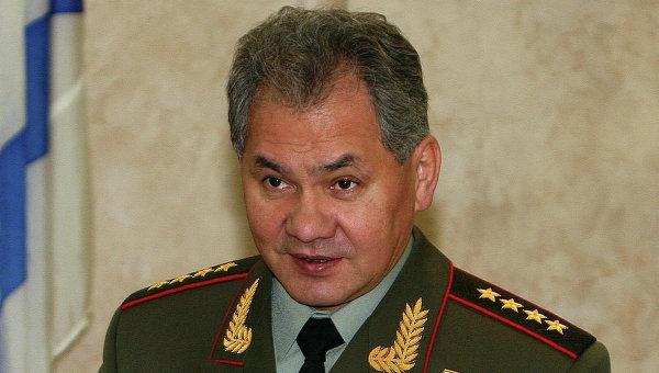 Шойгу хочет увольнять из армии тех, кто садится пьяным за руль