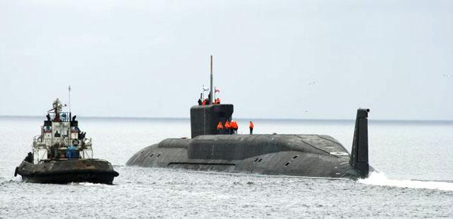 ВМФ России в 2012 году недополучил пять боевых кораблей