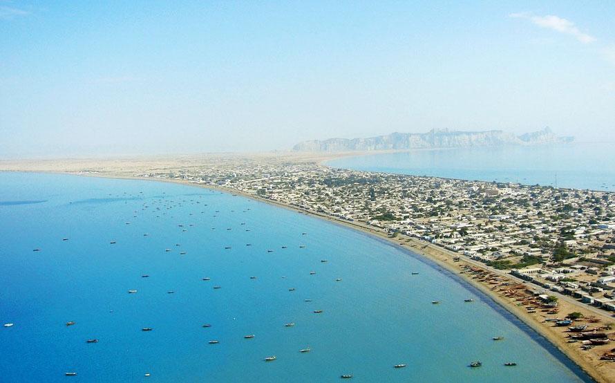 Китай получил в управление пакистанский порт