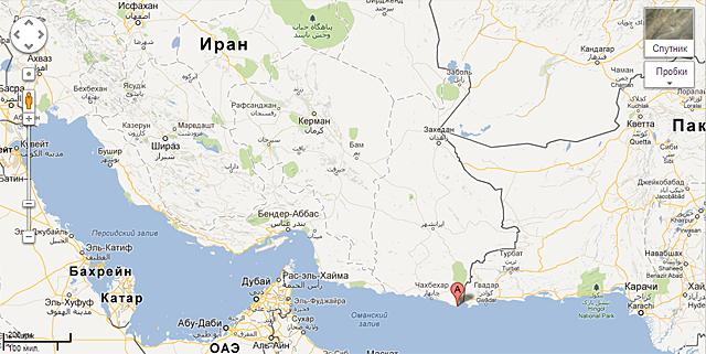 Иран создаст новую базу ВМС в противовес Китаю