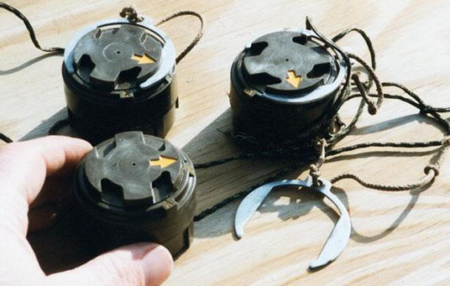 Противопехотные мины армии США