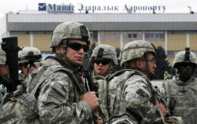 США берут под контроль Киргизию. Киргизская революция закончится фактическим распадом страны на северную и южную части