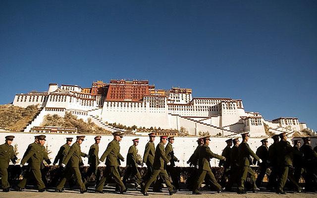 Индия создает на Тибете группировку для сдерживания Китая