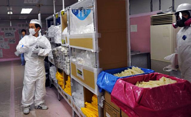 """На """"Фукусиме-1"""" не удается устранить сбой в системе энергоснабжения бассейнов с отработавшими ядерными стержнями"""