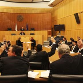 Новости 23.03.2013: Кипрское правительство одобрило ряд законопроектов, закладывающих основу антикризисного пакета