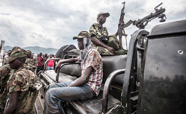 ООН планирует развернуть в ДР Конго операцию по принуждению к миру