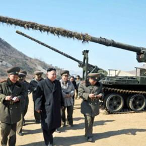 Новости 30.03.2013: КНДР вступила в состояние войны с Южной Кореей