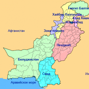 Религиозные организации экстремистского толка в Пакистане
