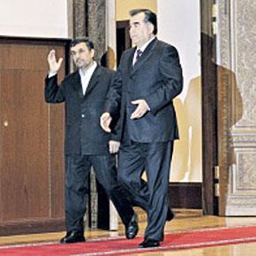 РФ и Иран не устраивают таджикские зигзаги