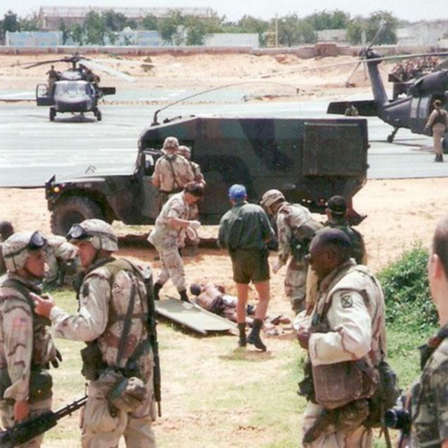 Сомали: Вмешательство США и ООН. 1990-е годы (Часть I)