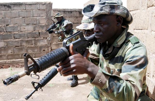 Пентагон: войска ЭКОВАС в Мали небоеспособны, США могут вмешаться в конфликт